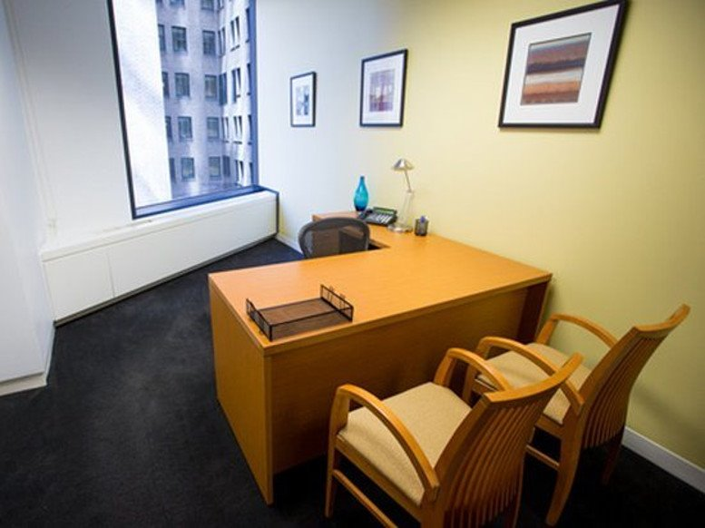 Photo of Office Space on 580 California, 3rd Fl San Francisco