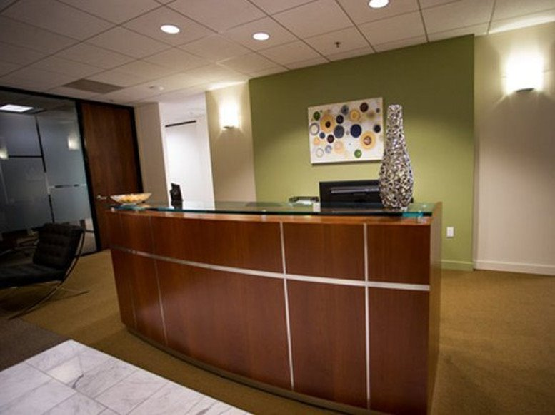 This is a photo of the office space available to rent on 580 California, 3rd Fl