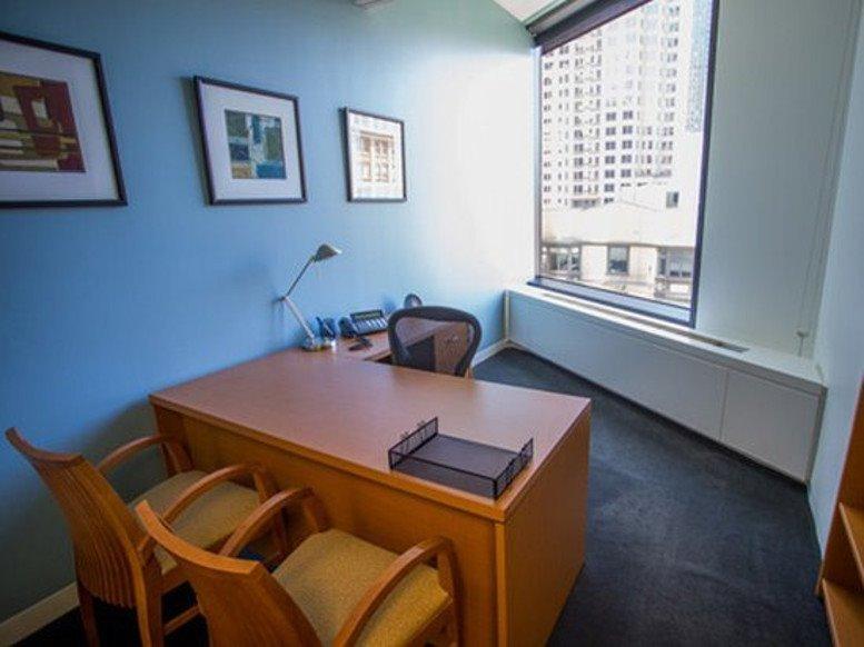 580 California, 3rd Floor Office Space - San Francisco