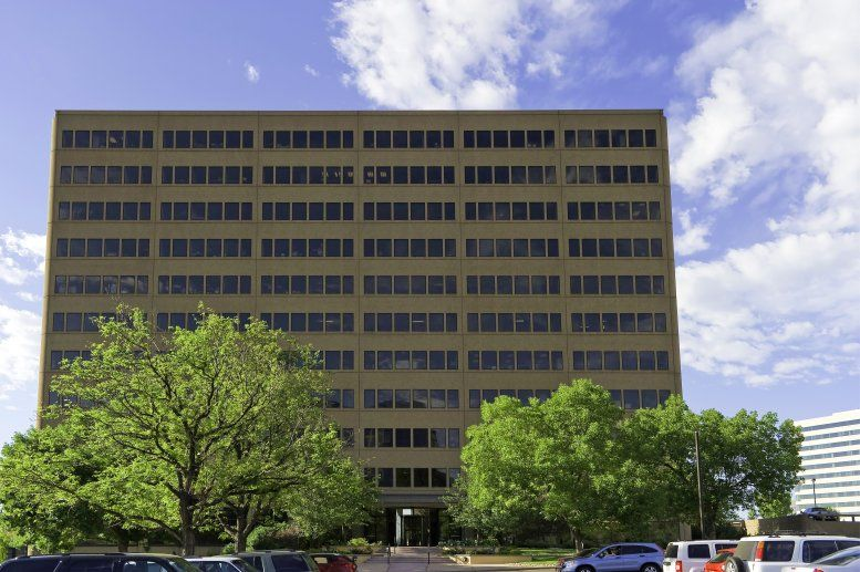 Denver Corporate Center III available for companies in Denver Tech Center