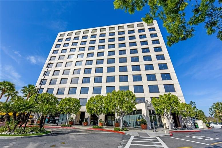 University Tower, 4199 Campus Dr, University Town Office Space - Irvine