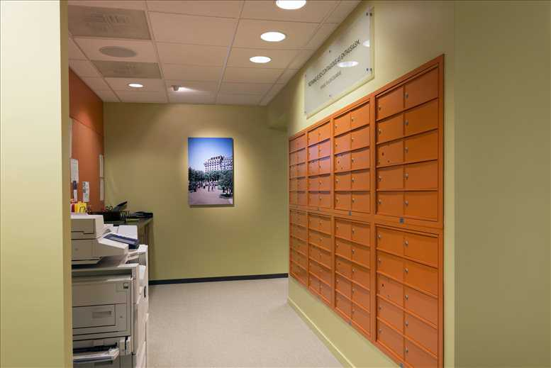 This is a photo of the office space available to rent on 1325 G St NW