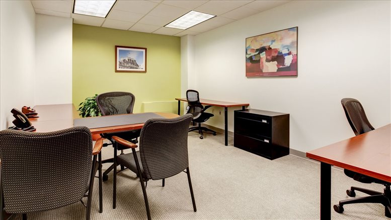 This is a photo of the office space available to rent on 1325 G Street Northwest, Penn Quarter