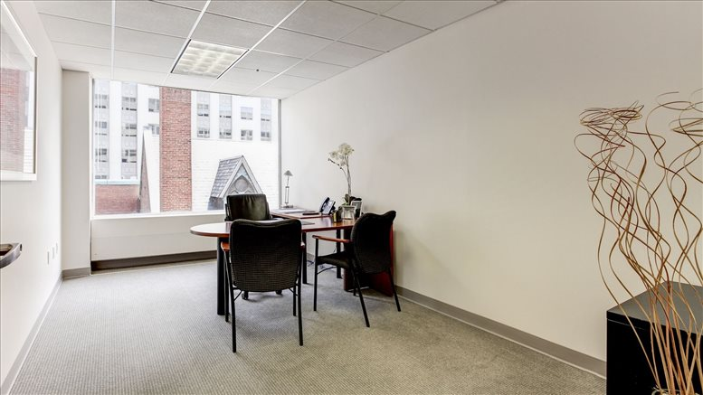 1325 G St NW Office Space - Washington DC