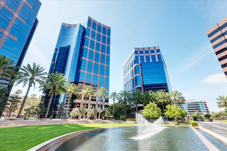 2030 Main St, Irvine Concourse, CBD Office Space - Irvine
