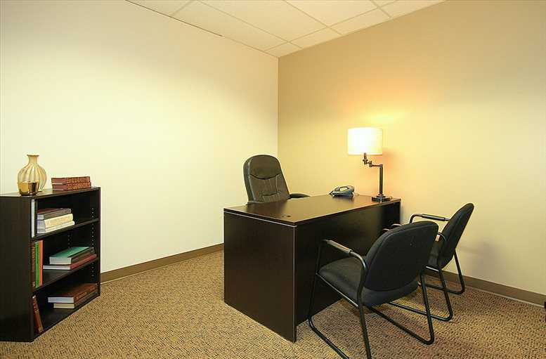 This is a photo of the office space available to rent on 2030 Main St, Irvine Concourse, CBD