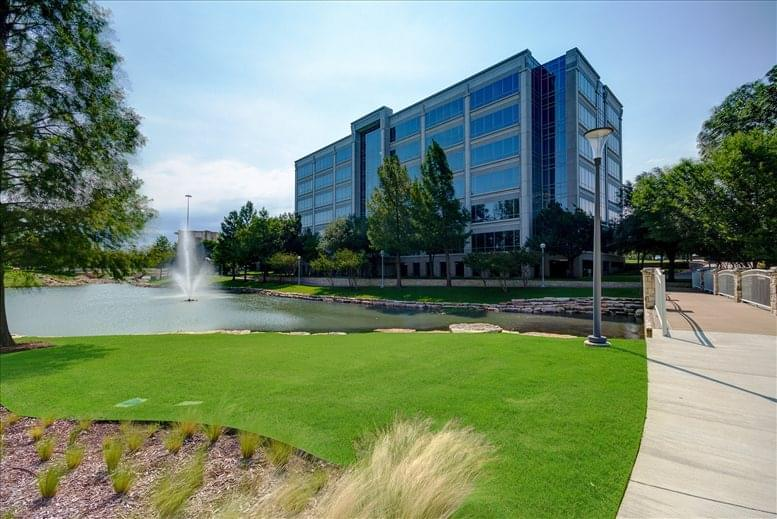 Hall Office Park available for companies in Frisco