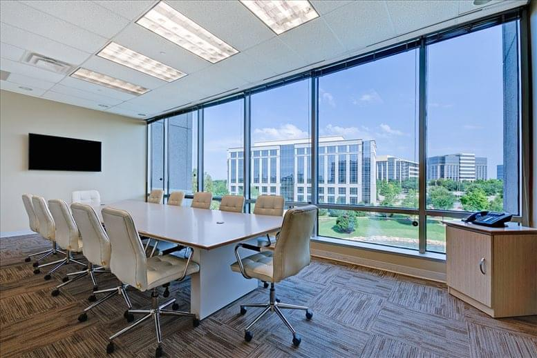 Hall Office Park, 2591 Dallas Pkwy Office for Rent in Frisco