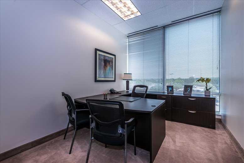 This is a photo of the office space available to rent on Hall Office Park, 2591 Dallas Pkwy