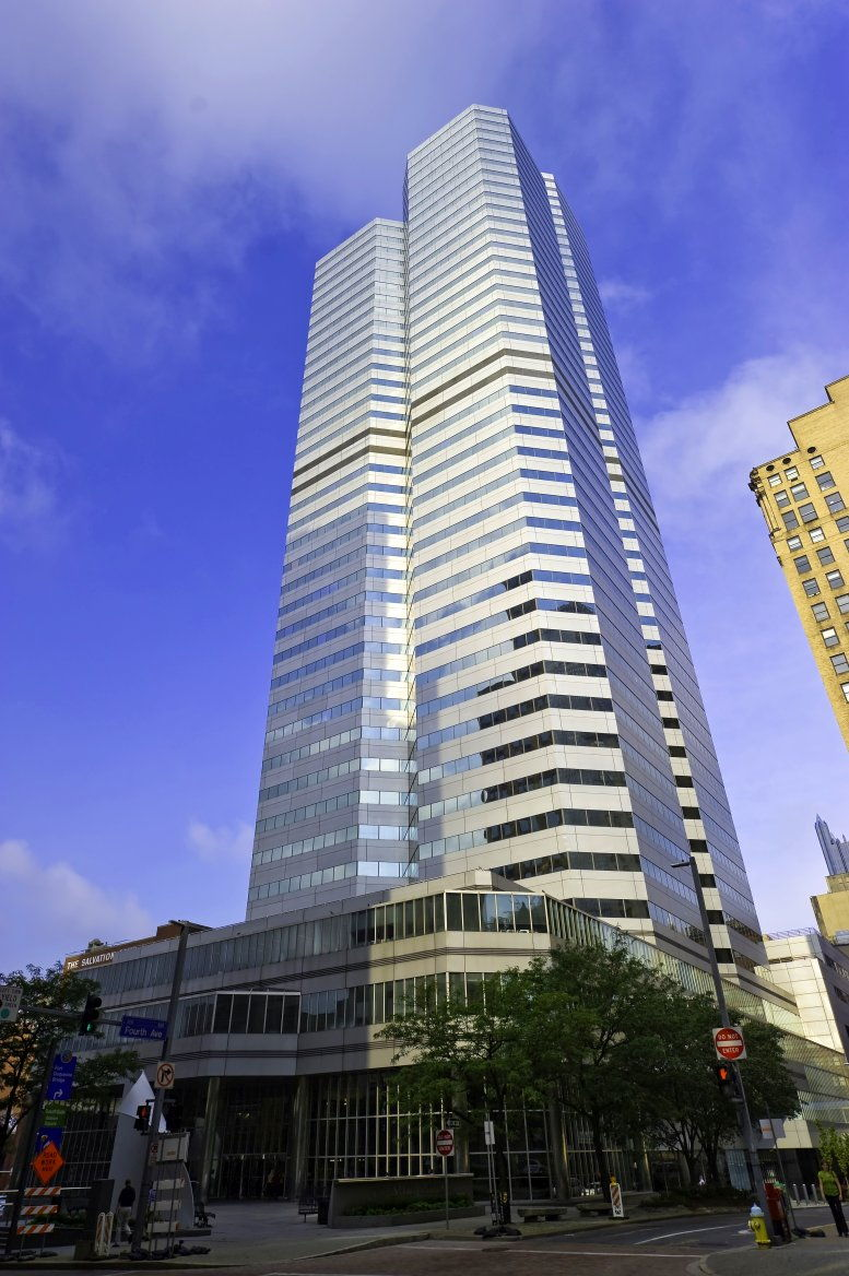 301 Grant Street, 1 Oxford Centre, Suite 4300 Office Space - Pittsburgh