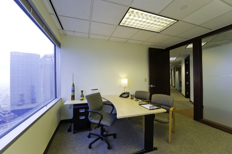 301 Grant Street, 1 Oxford Centre, Suite 4300 Office for Rent in Pittsburgh