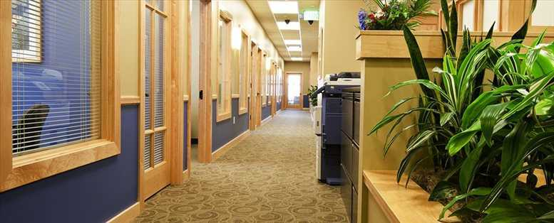 This is a photo of the office space available to rent on 331 Newman Springs Rd, 4th Fl