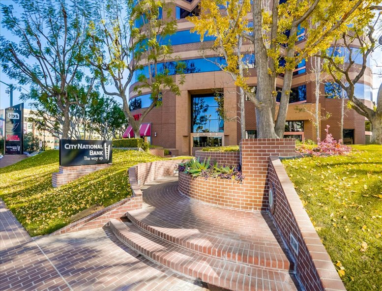 Central Park Building, 3500 W Olive Ave Office for Rent in Burbank