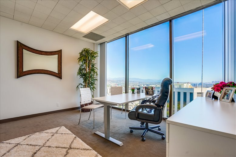 Century Park Plaza, 1801 Century Park E, 24th & 25th Fl Office for Rent in Los Angeles