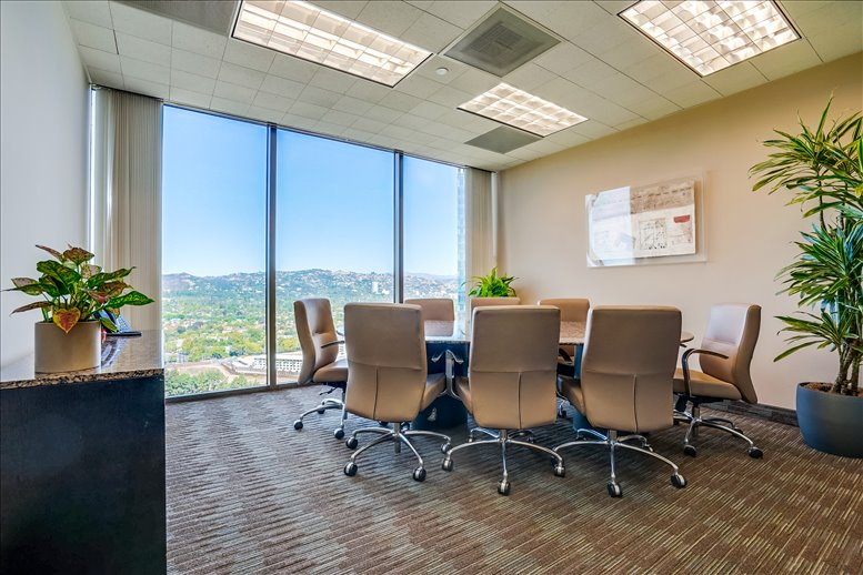 Office for Rent on Century Park Plaza, 1801 Century Park E, 24th & 25th Fl, Century City Los Angeles