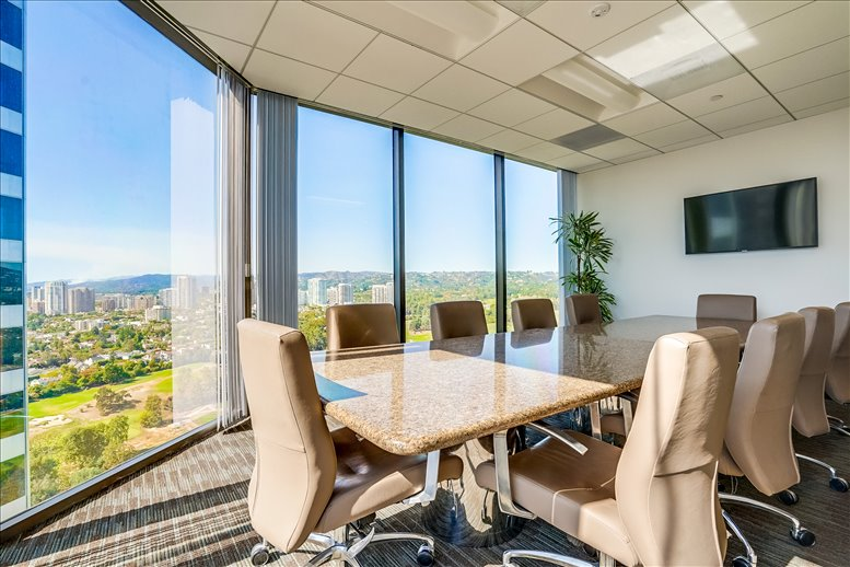 Photo of Office Space available to rent on Century Park Plaza, 1801 Century Park E, 24th & 25th Fl, Los Angeles