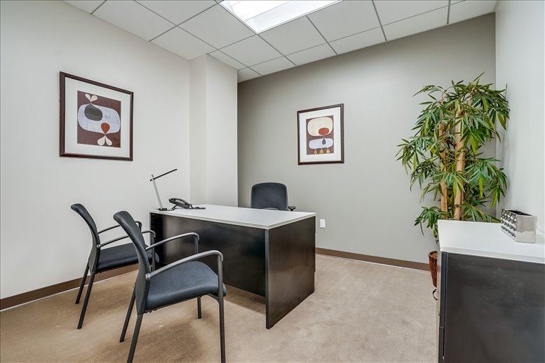 This is a photo of the office space available to rent on Century Park Plaza, 1801 Century Park E, 24th & 25th Fl