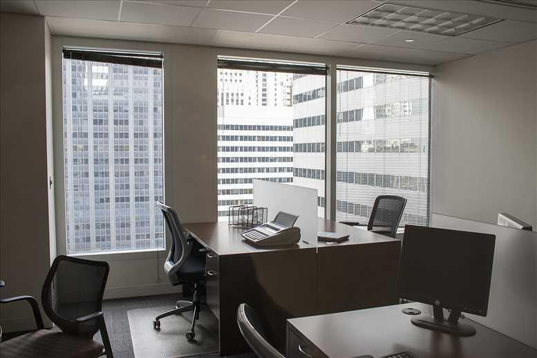 This is a photo of the office space available to rent on 225 W Washington St, 22nd Fl, Chicago Loop