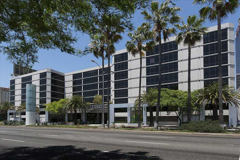 5757 West Century Blvd., Los Angeles Airport Building, Suite 700 Office Space - Los Angeles