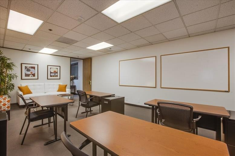 This is a photo of the office space available to rent on 11500 Olympic Blvd., Olympic Plaza, Suite 400
