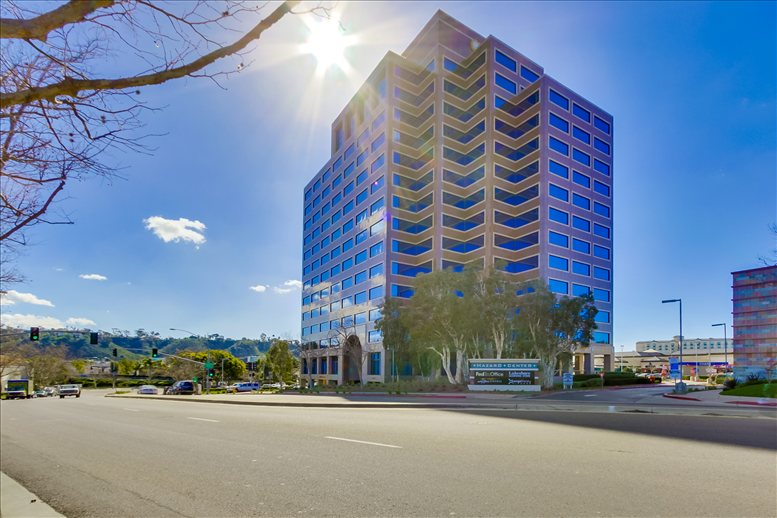 7676 Hazard Center Dr, Mission Valley Office Space - San Diego