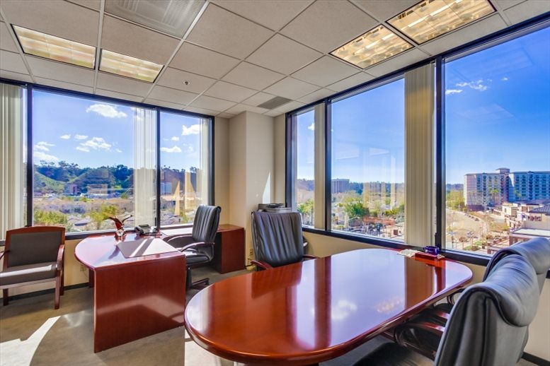 Photo of Office Space available to rent on 7676 Hazard Center Dr, Mission Valley, San Diego