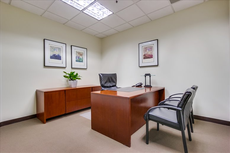 This is a photo of the office space available to rent on 7676 Hazard Center Dr, Mission Valley