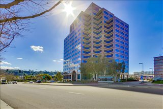 Photo of Office Space on 7676 Hazard Center Drive,Mission Valley Center, Suite 500 San Diego