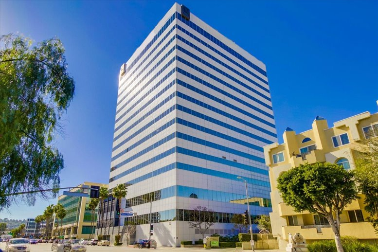 Comerica Bank Building, 15303 Ventura Blvd Office Space - Sherman Oaks