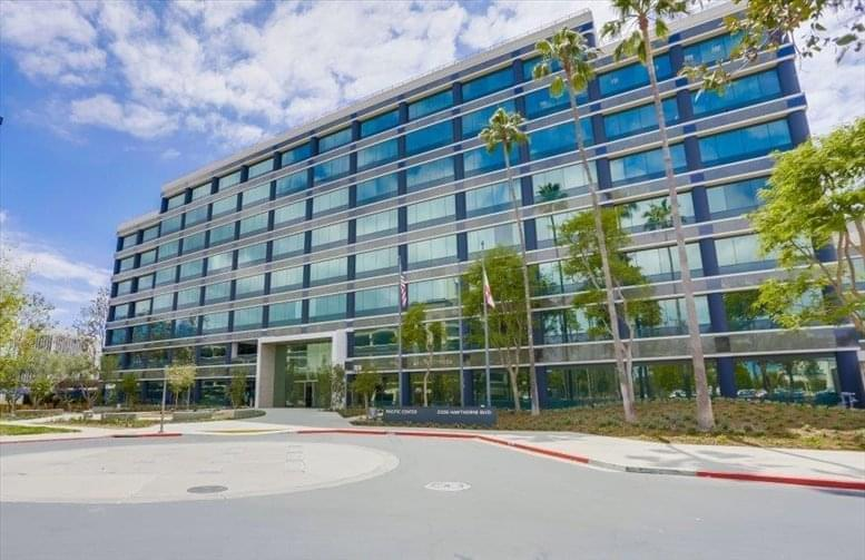 Pacific Center available for companies in Torrance