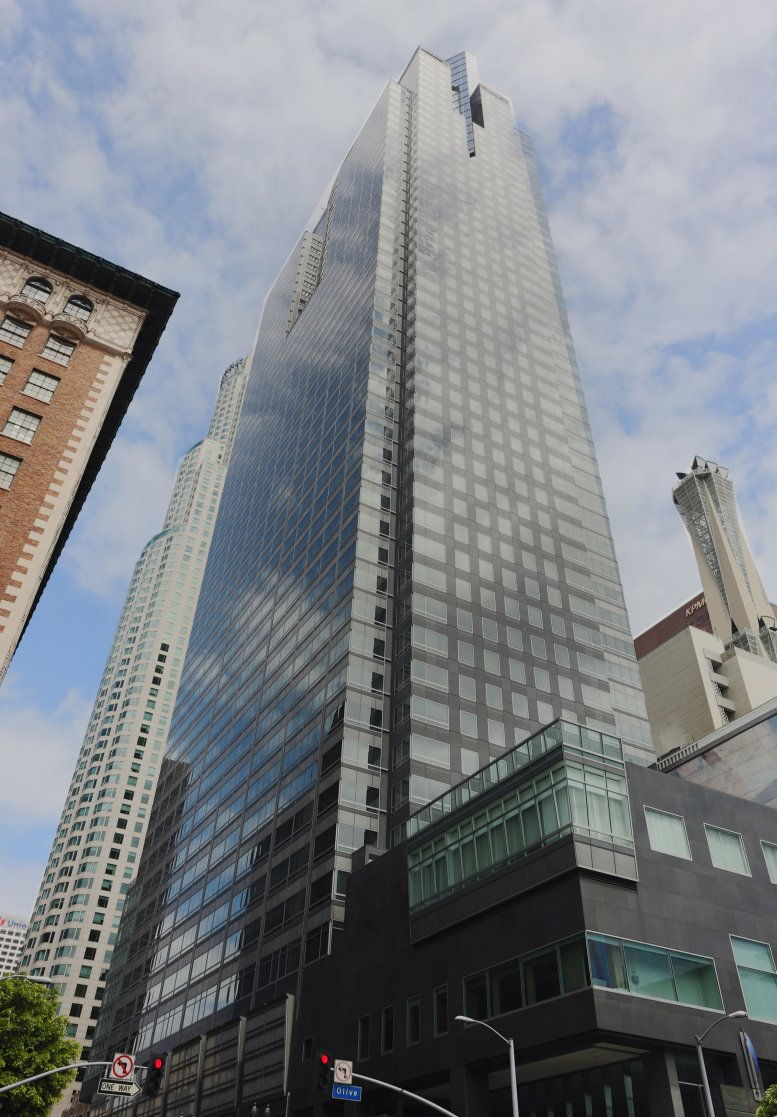 555 West 5th Street, Suite 3000/3100, The Gas Company Tower Office Space - Los Angeles