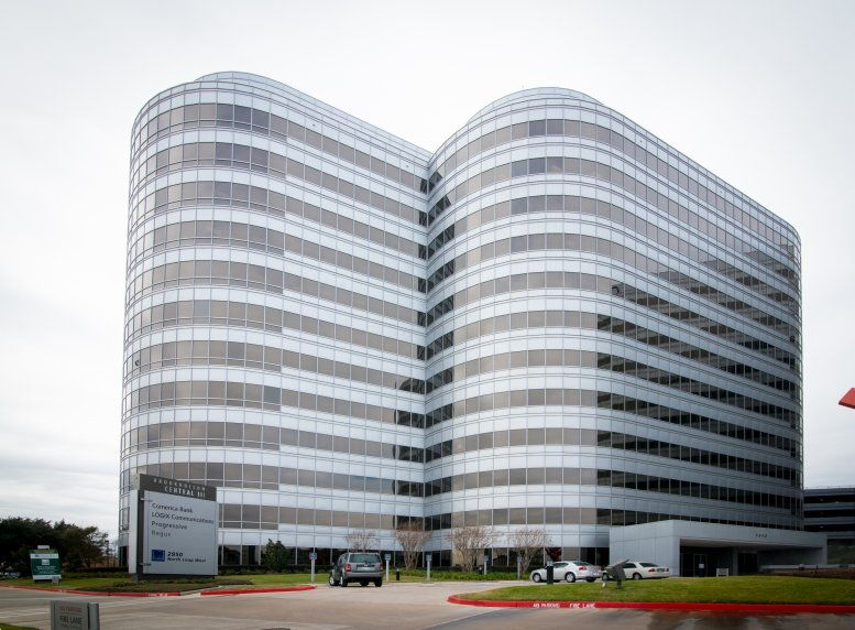 Brookhollow III, 2950 N Loop W Office Space - Houston