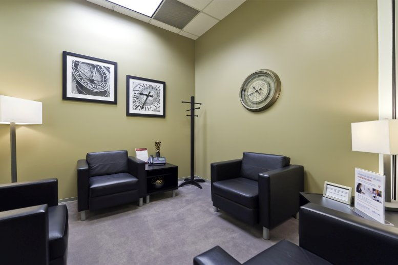This is a photo of the office space available to rent on 4900 Hopyard Road, Suite 100, Pleasanton Center