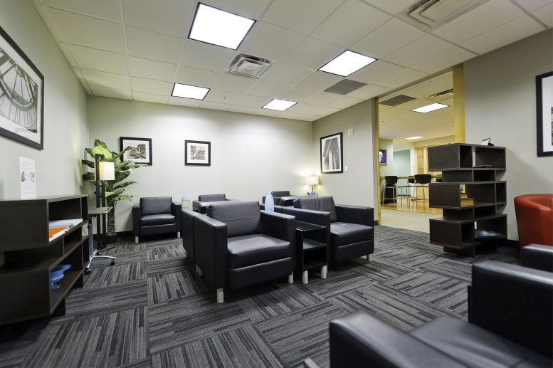 This is a photo of the office space available to rent on 1990 Main Street, Suite 750