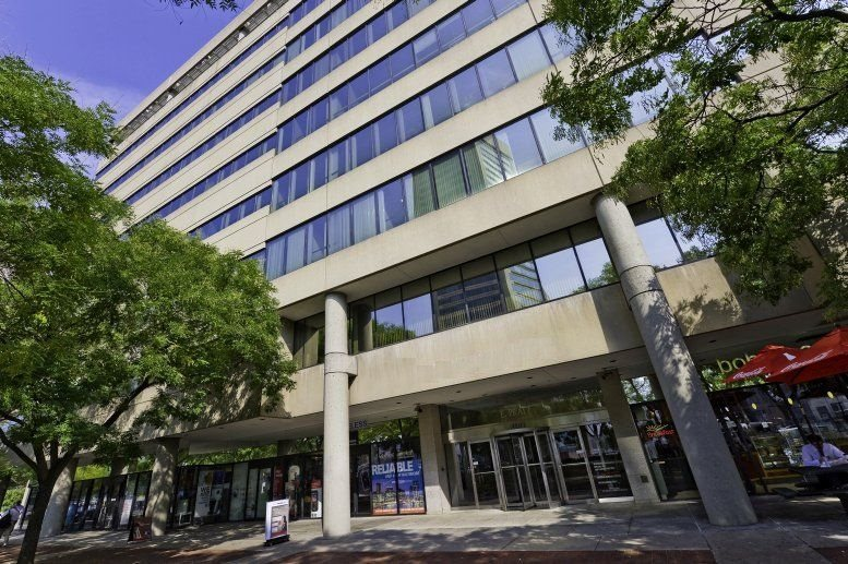 Inner Harbour Center available for companies in Baltimore