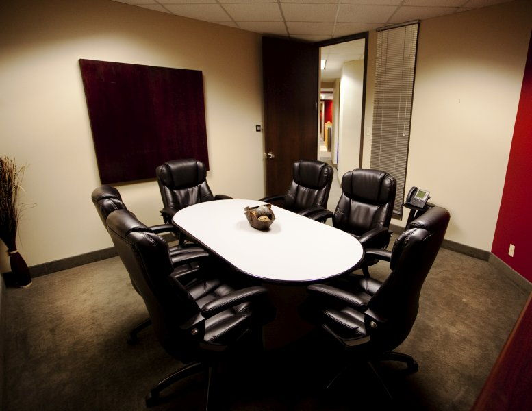 This is a photo of the office space available to rent on 2000 E Lamar Blvd, North Arlington