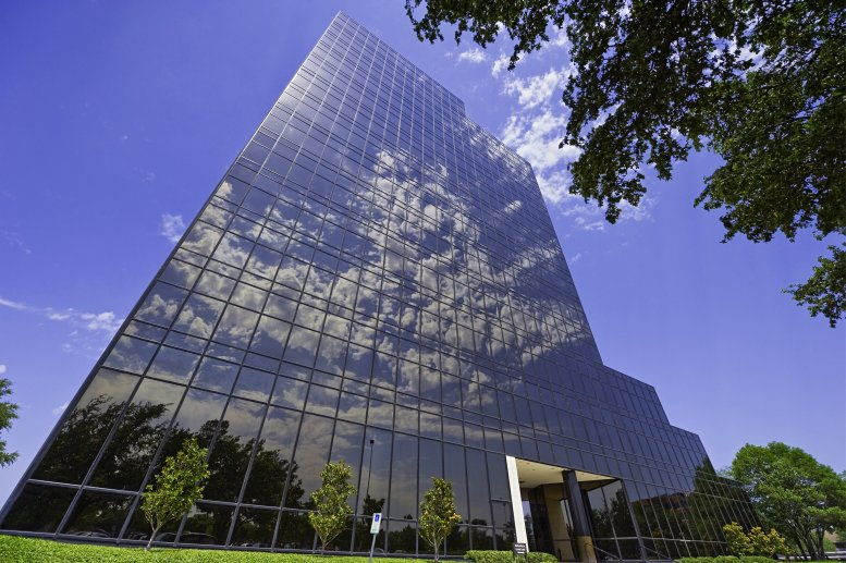 101 E Park Blvd available for companies in Plano