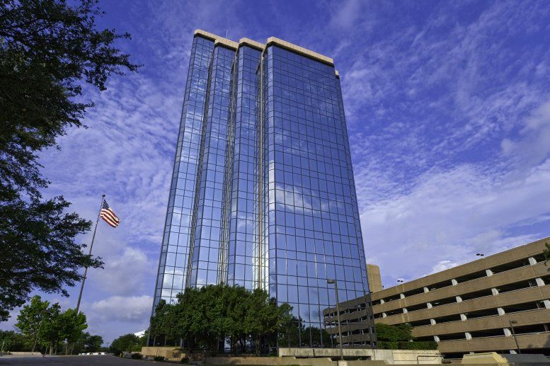 2435 North Central Expressway available for companies in Richardson