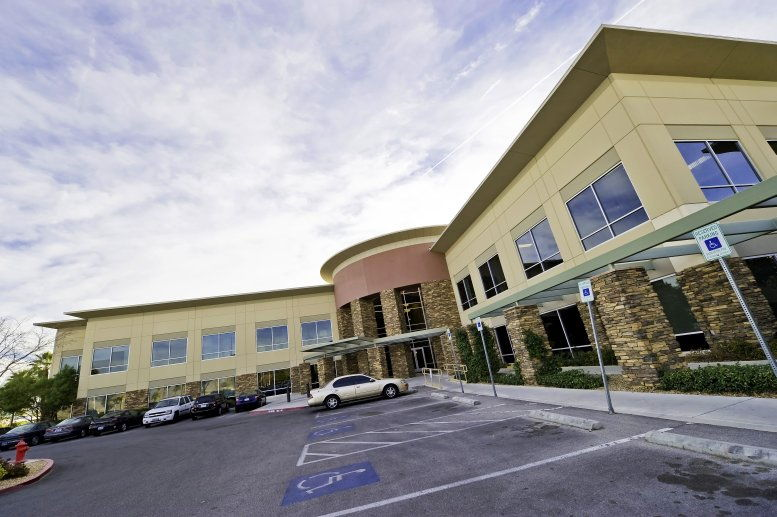Siena Office Park Center I available for companies in Henderson