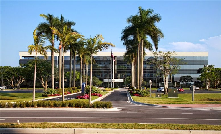 Trenton Building, 8300 NW 53rd St Office Space - Doral