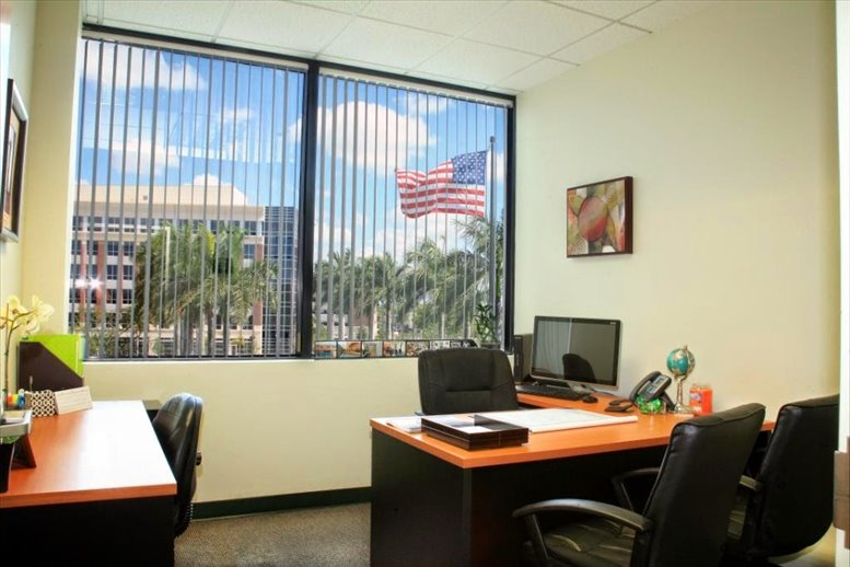 Photo of Office Space on Trenton Building, 8300 NW 53rd St Doral