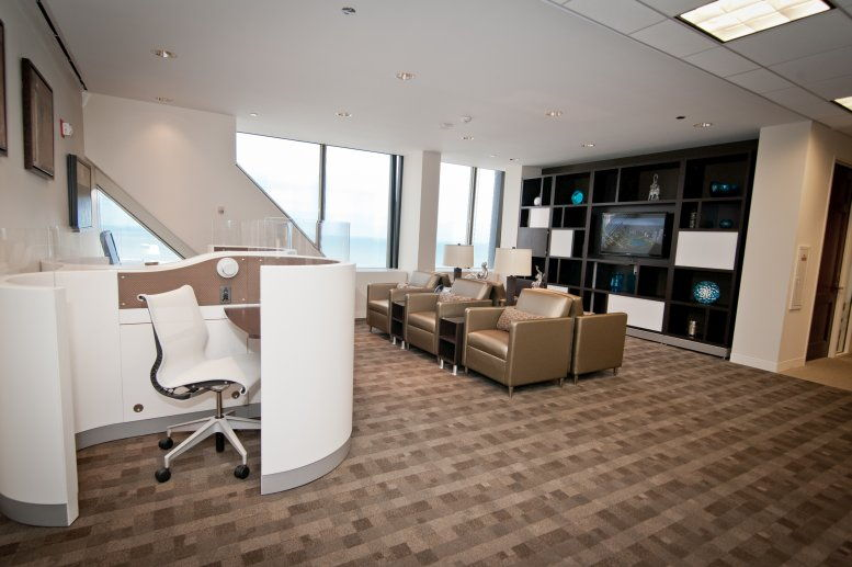 Photo of Office Space available to rent on John Hancock Center, 875 N Michigan Ave, 31st Fl, Chicago