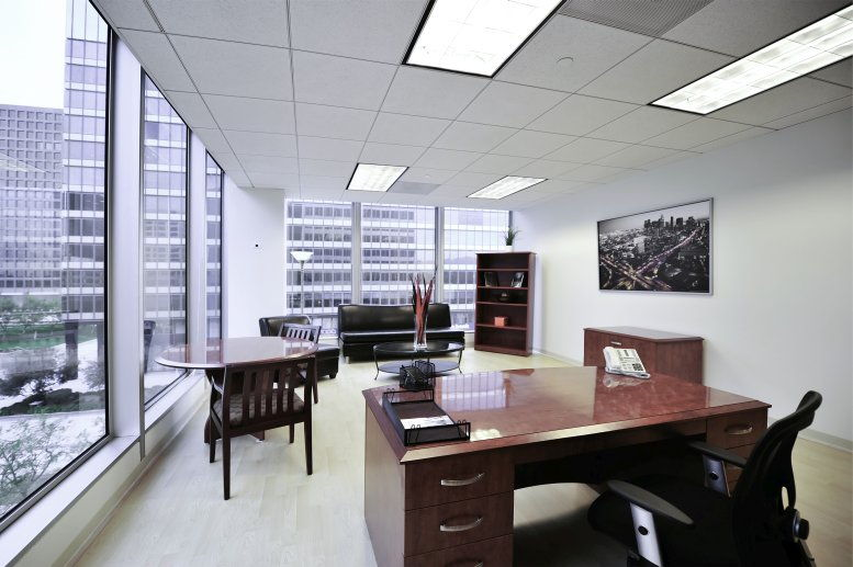 10100 Santa Monica Boulevard, 3rd Fl Office Images