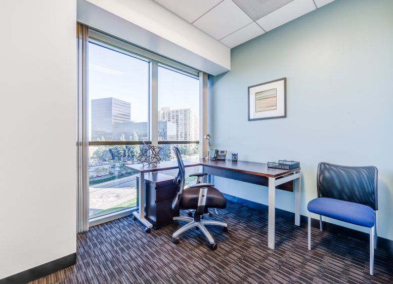 This is a photo of the office space available to rent on Century Plaza Towers, 2029 Century Park East, 14th Floor, Century City