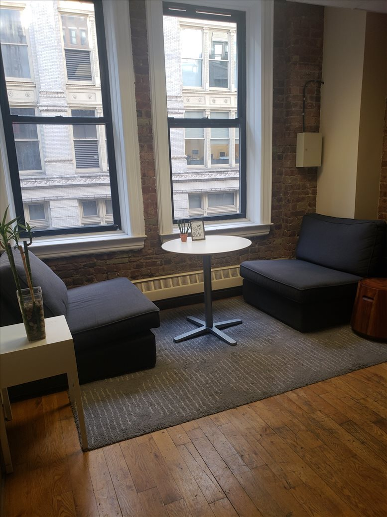Office for Rent on 33 West 19th Street New York City