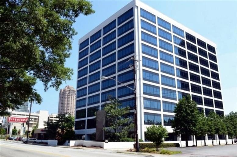3355 Lenox Rd, Buckhead Office Space - Atlanta