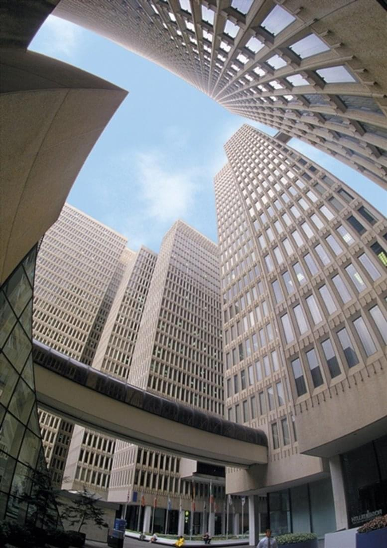 Gas Light Tower / Peachtree Center North, 235 Peachtree St NW Office for Rent in Atlanta