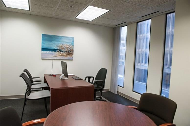 Picture of Gas Light Tower / Peachtree Center North, 235 Peachtree St NW Office Space available in Atlanta