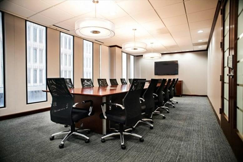 Office for Rent on Gas Light Tower / Peachtree Center North, 235 Peachtree St NW Atlanta