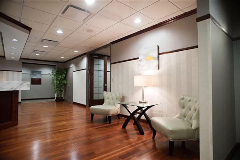 This is a photo of the office space available to rent on Gas Light Tower / Peachtree Center North, 235 Peachtree St NW
